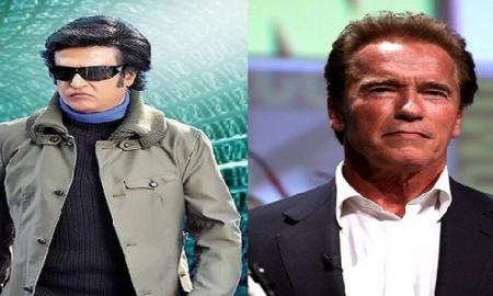Arnold & Rajni