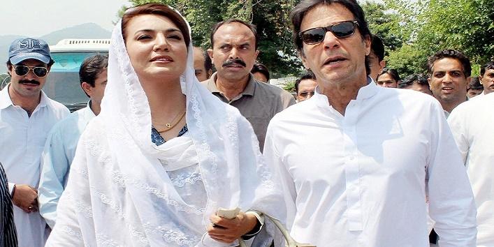 Imran and Reham.