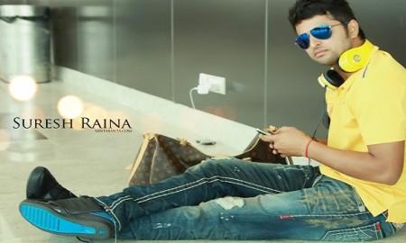 Suresh Raina1