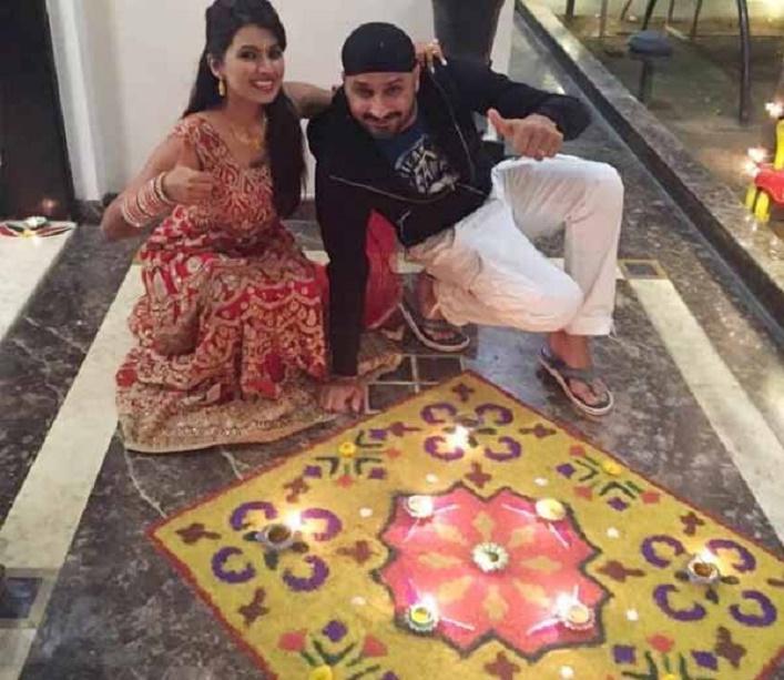 bhajji & Geeta