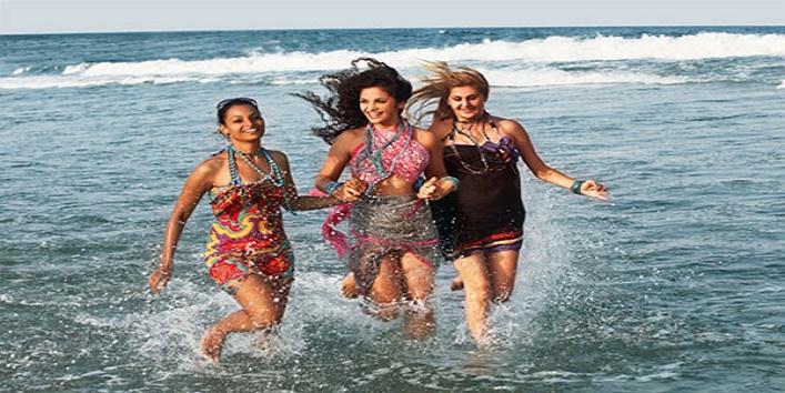 foreigner only beaches in pondicherry