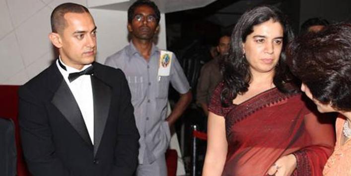 Amir--Khan-&-Reena-Dutta