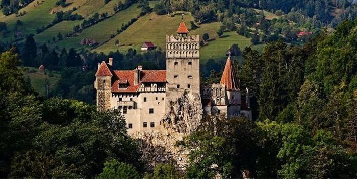 Dracula-castle