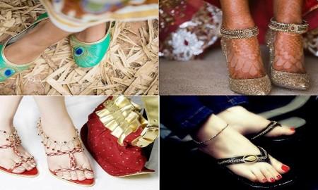 Indian-women-Foot Wear