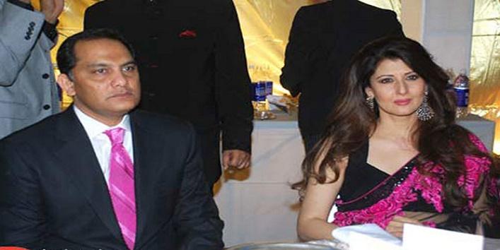Mohammed-Azharuddin-Sangeeta-Bijlani