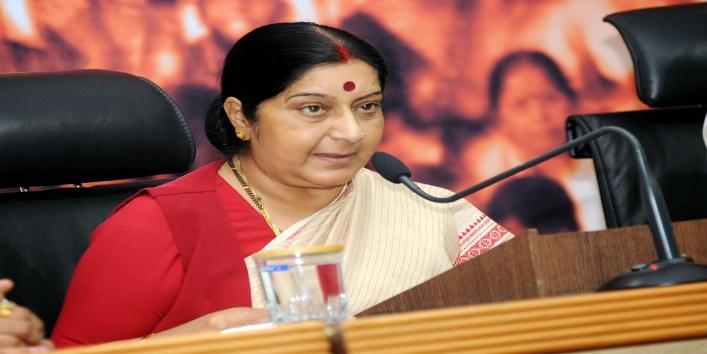 Sushma Swaraj Tells Pakistan