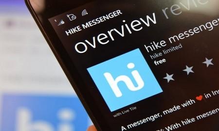 hike messenger for windows2