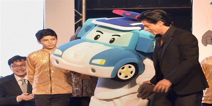 shahrukh khan tv movie traffic safety campaign