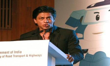 shahrukh khan tv movie traffic safety campaign1