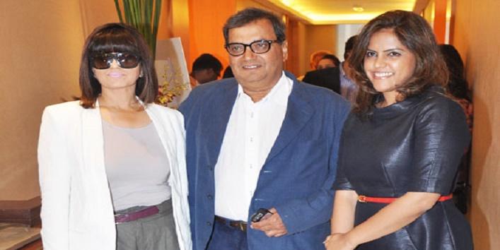 subhash ghai and Meghna Ghai