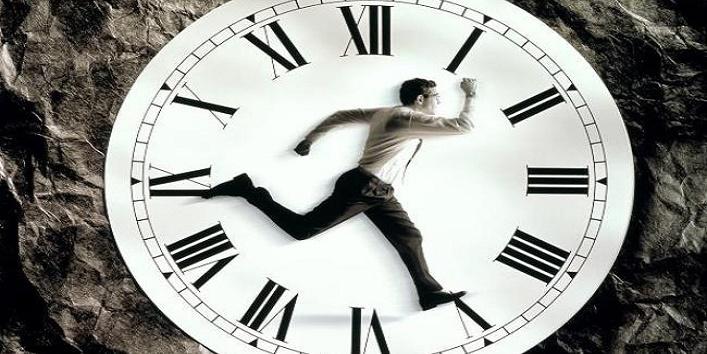 time running