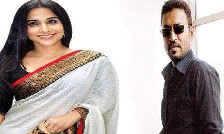vidya balan and irfan khan