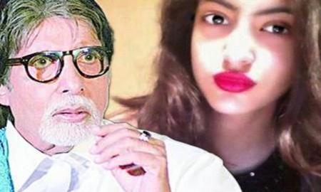 Amitabh Bachchan's granddaughter Navya Naveli Nanda