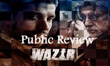 Wazir Movie Public Review