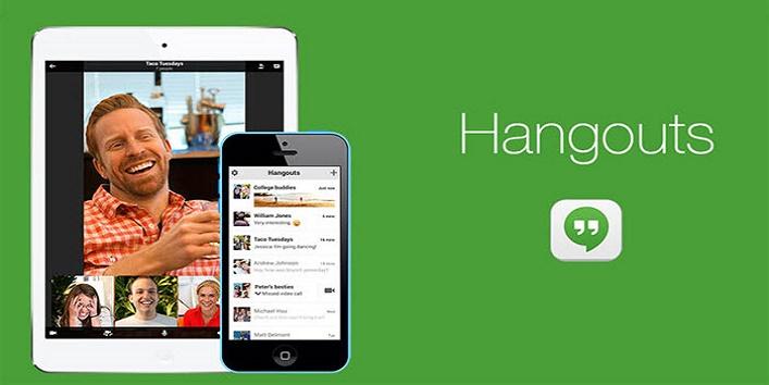 g. Hangouts