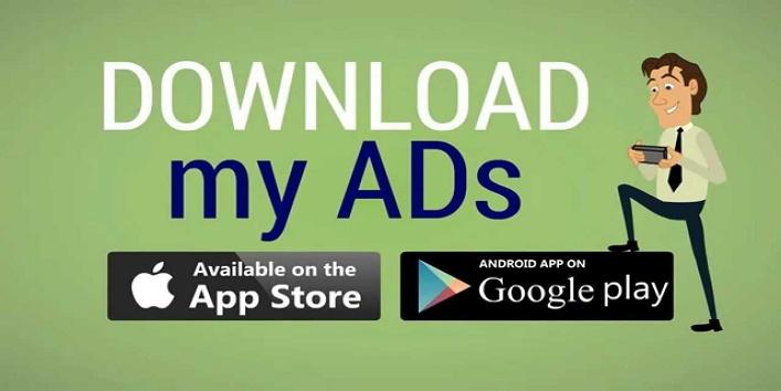 my ads App