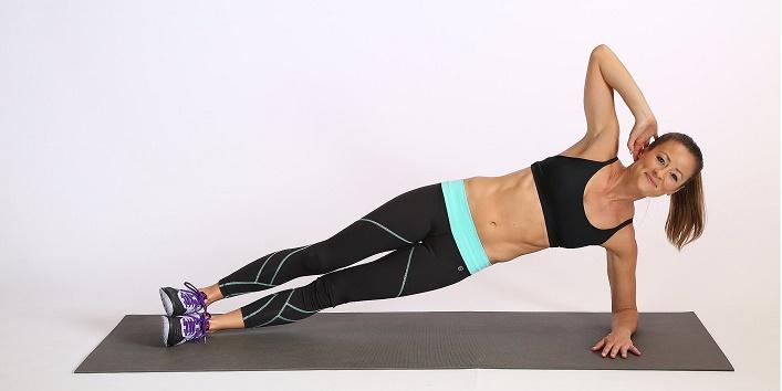 yoga for flat tummy