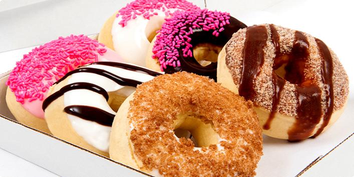 Crispy and creamy doughnuts2