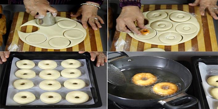 Crispy and creamy doughnuts3