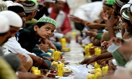 Observing Ramadan