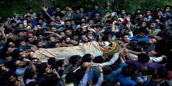 Burhan Muzaffar Wani,Burhan Wani,commander of Kashmiri militant group,3