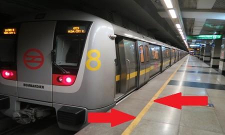 Delhi MetroYellow Line