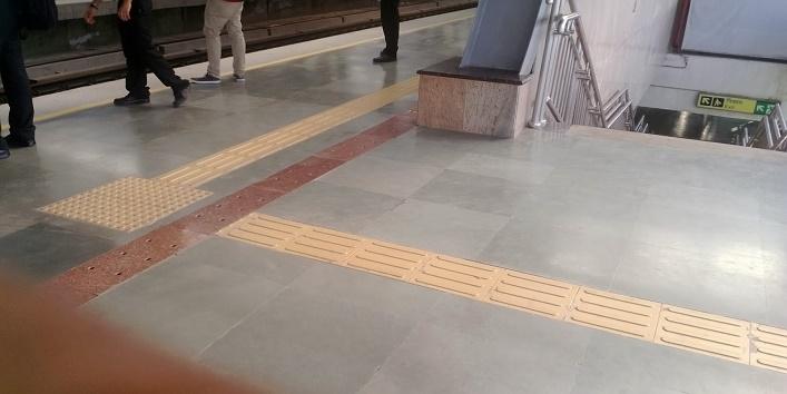 Delhi MetroYellow Line1