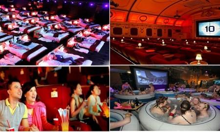 Movie-theatres