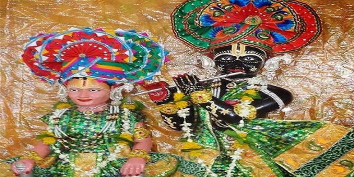 Krishna Sudama temple1