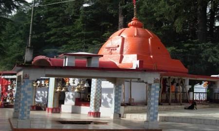 Mahakali Temple Gangolihat, Pithorgarh