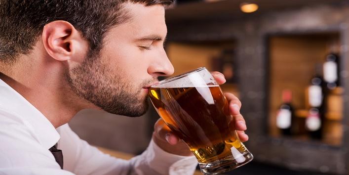drink beer and get award