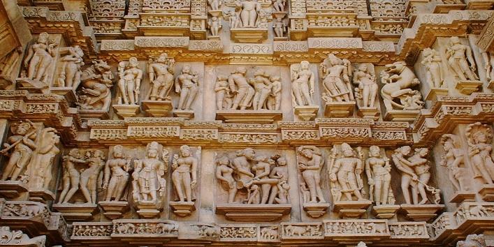 Khajuraho-Tempele