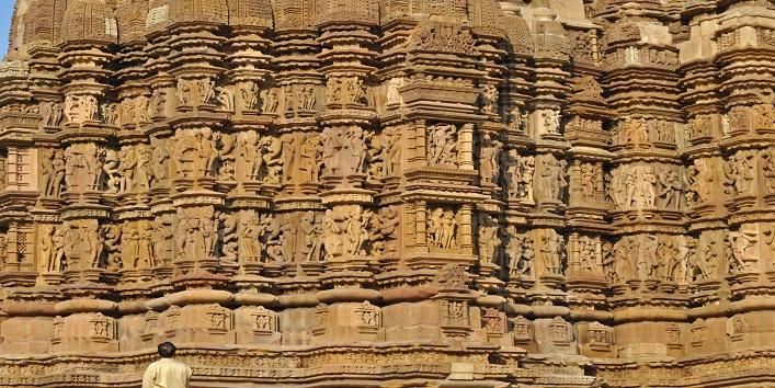 Khajuraho-Tempele2