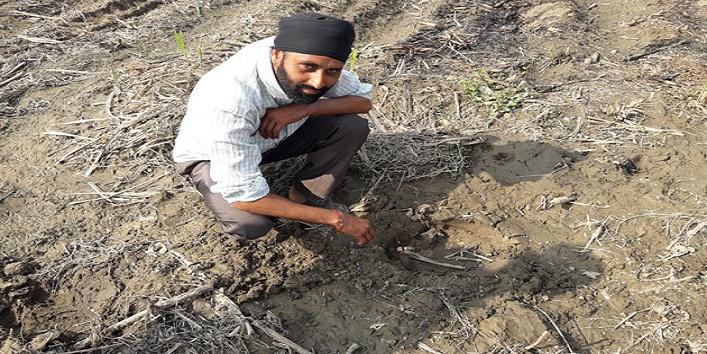 foot-printslakhimpuruttar-pradesh