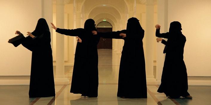 burqa dance1