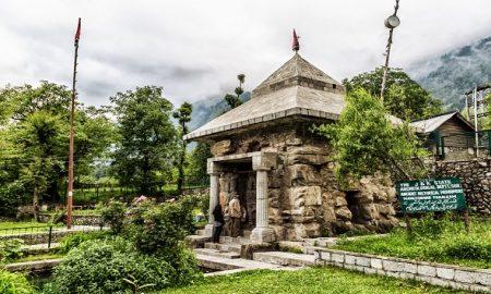 900 years old shiva temple in kashmir