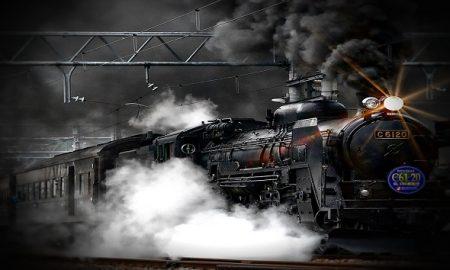 घोस्ट ट्रेन
