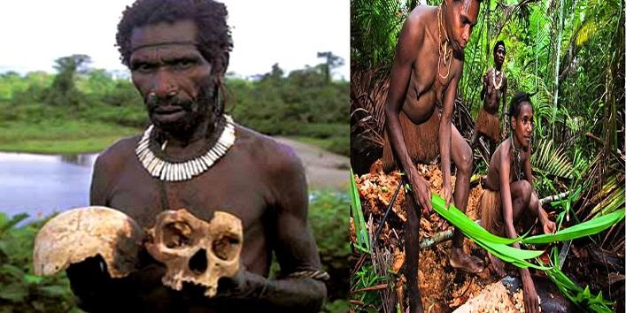 कोरोवाई जनजाति