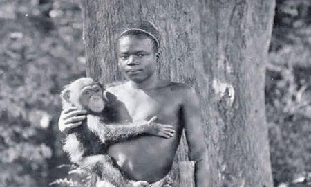 a man named ota banga had some strange virtues cover