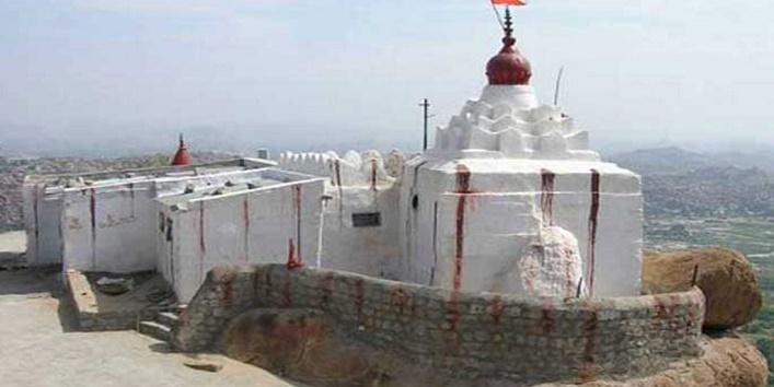 lord hanuman born here at aanjan dham