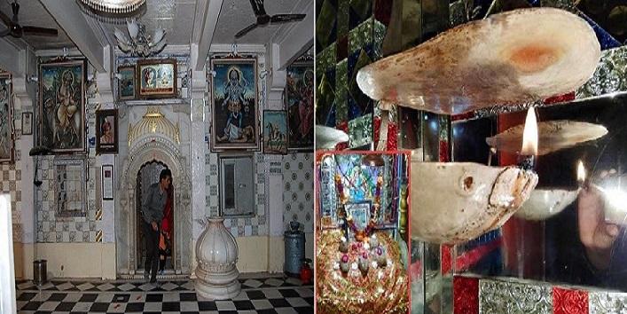 आई जी माता मंदिर