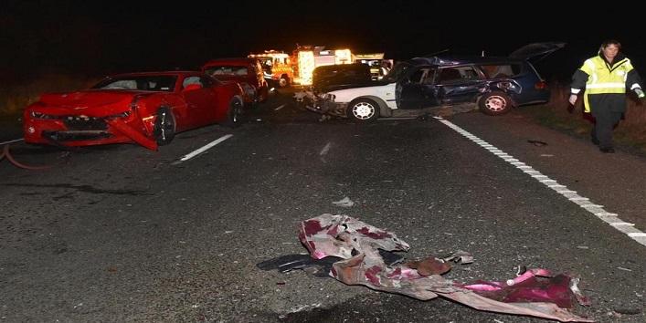 सड़क दुर्घटना