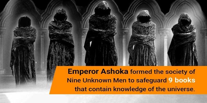 सम्राट अशोक के विद्वान लोगों की रहस्यमय किताबें