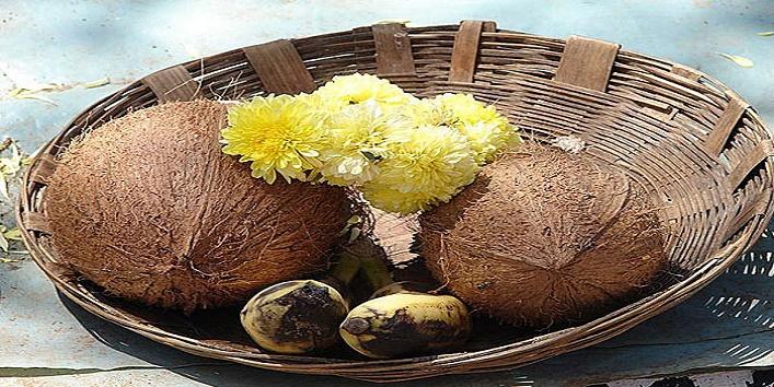 चौराहे पर नारियल घुमा करते थे दिशा का चयन