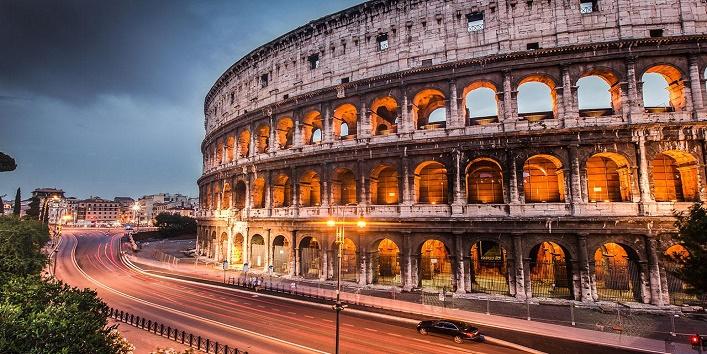 रोम की अजीबोगरीब प्रथा