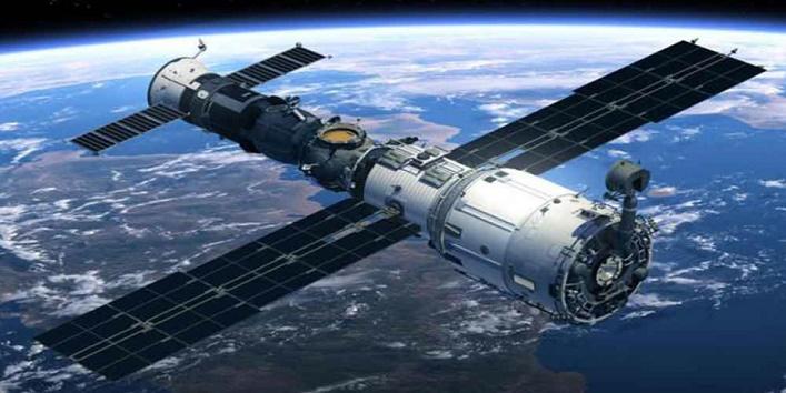 कहीं भी गिर सकता है स्पेस सेंटर