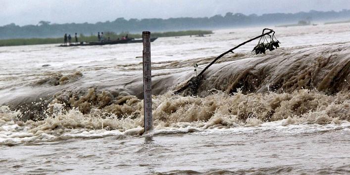 क्यों नही जाता बाढ़ का जल मंदिर में