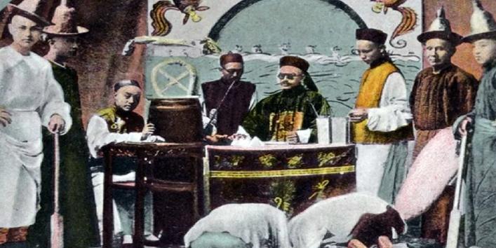 चीन में जजों के लिए हुआ चश्मों का अविष्कार