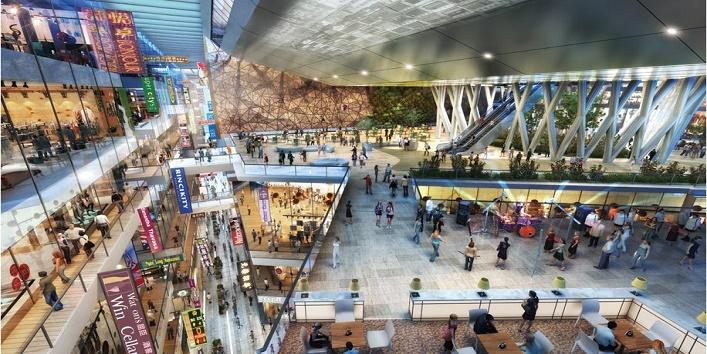 हांगकांग एयरपोर्ट
