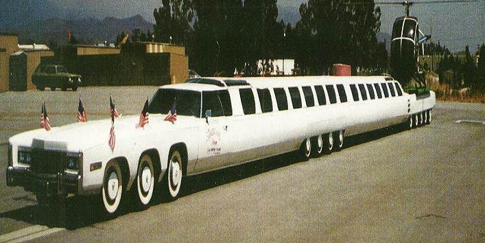 दुनिया की सबसे लंबी है यह कार
